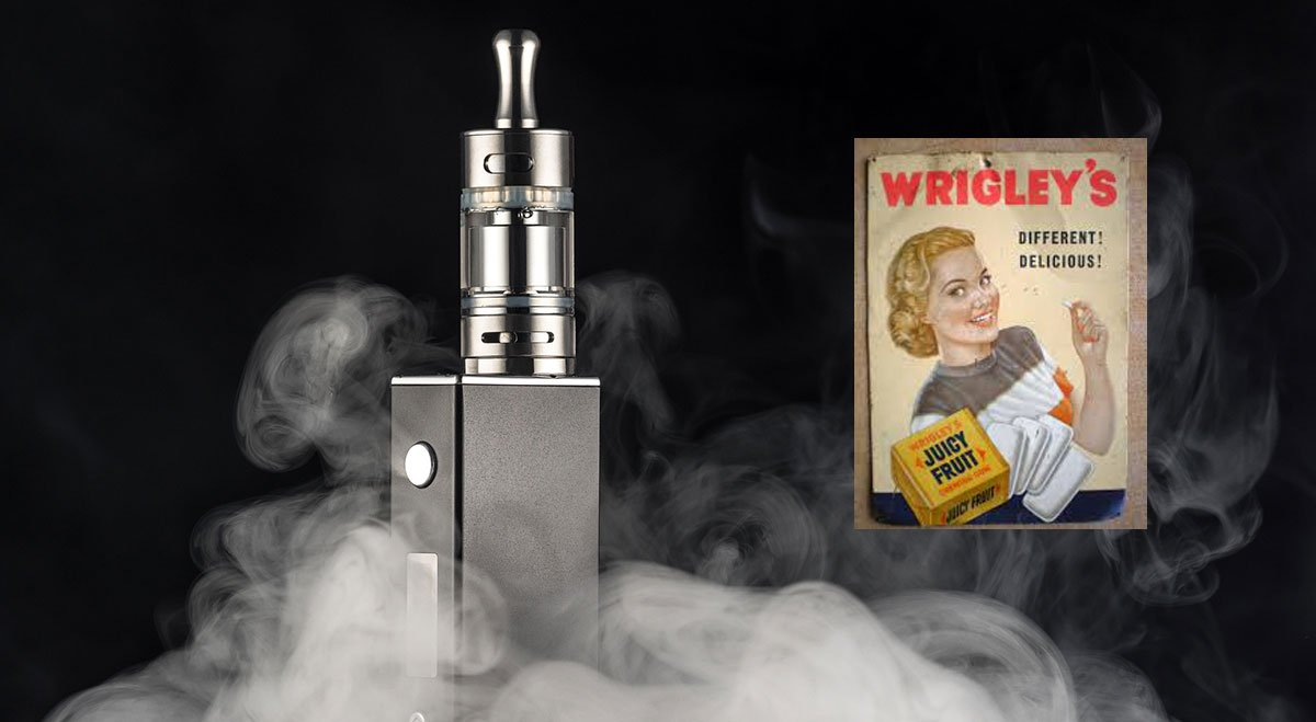 Wrigley Targets E-Cigarette Company in Trademark Infringement Case