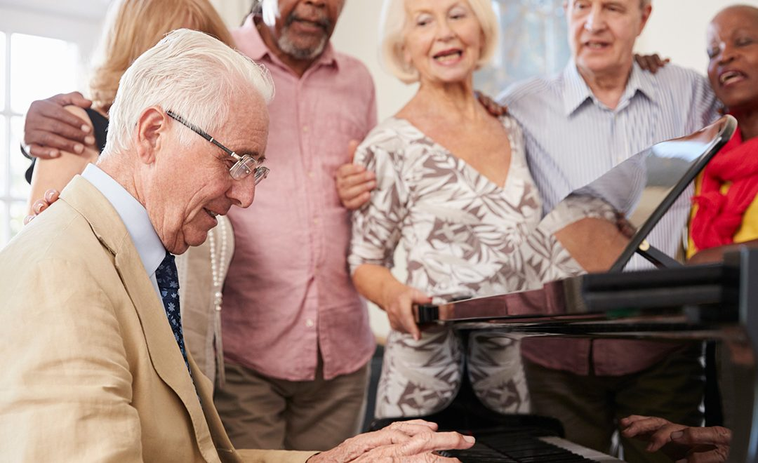 The Power of Music and Alzheimer's Disease: Musical Memories Unaffected by Dementia