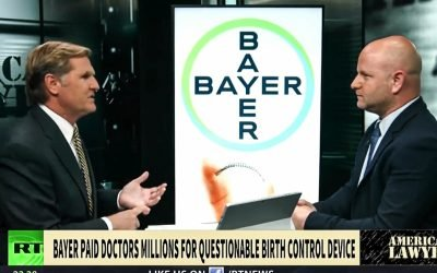 Bayer Paid Doctors To Push Their Birth Control Device Essure